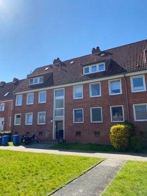 Schöne 3 Zimmer-Wohnung in Emden/Herrentor