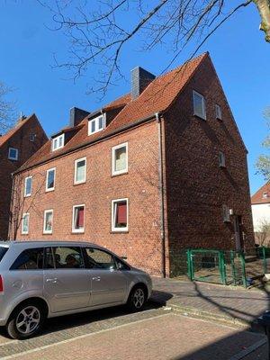 Sanierte 2 Zimmer-Wohnung in Emden/Port Arthur