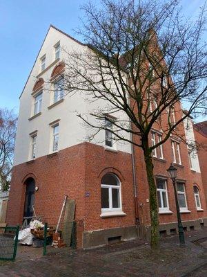 Frisch sanierte & barrierefreie 2 Zimmer-Wohnung in Emden/Port Arthur