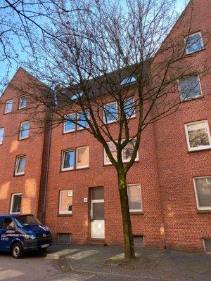 2 Zimmer-Wohnung in Emden/Port Arthur