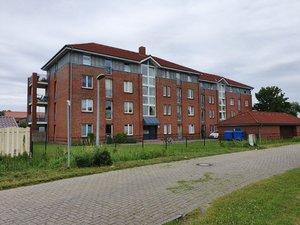 1 Zimmer-Wohnung mit Wohnküche und Terrasse in Emden/Borssum